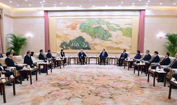 "Top political advisor stresses opposition to ""Taiwan independence"""
