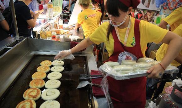 Taiwan Culinary Exhibition held in Taipei