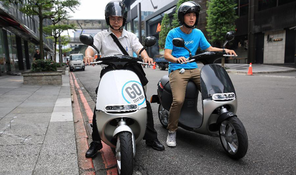 Smartscooter introduced to Taipei's market