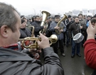 Thousands of shepherds rally against agricultural policies in Bucharest