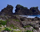 Scenery of Lanyu island in China's Taiwan